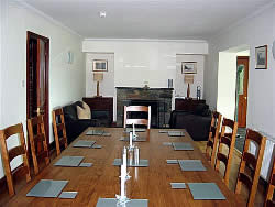 Dining area, seating 12