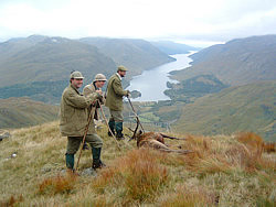 Stalking at Glenfinnan Estate